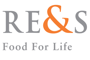 RE&S Food For Life logo