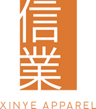 Xinye Apparel Web Footer Logo