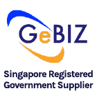 GEBIZ Singapore Registered Government Supplier