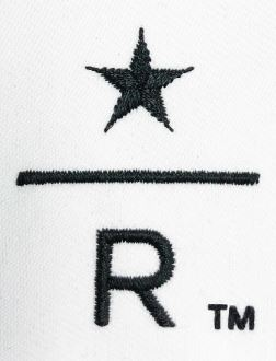 Starbuck Reserves Logo Embroidery
